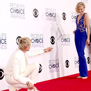 Ellen DeGeneres and Portia de Rossi's Cutest Photos