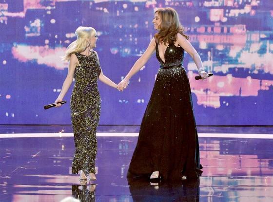 Anna Faris, Allison Janney, People's Choice Awards Show