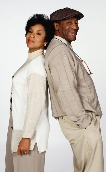 Bill Cosby, Phylicia Rashad, Cosby Show