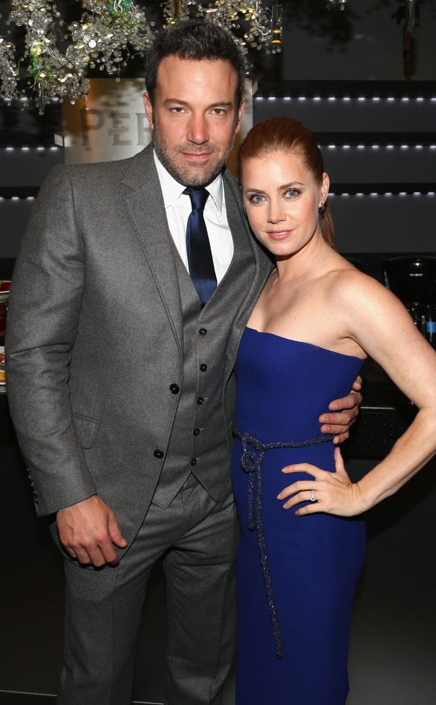 Ben Affleck, Amy Adams, People's Choice Awards Show