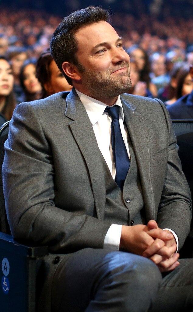 Ben Affleck, People's Choice Awards