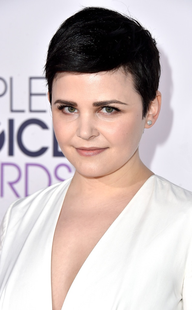 Ginnifer Goodwin, People's Choice Awards, Hair