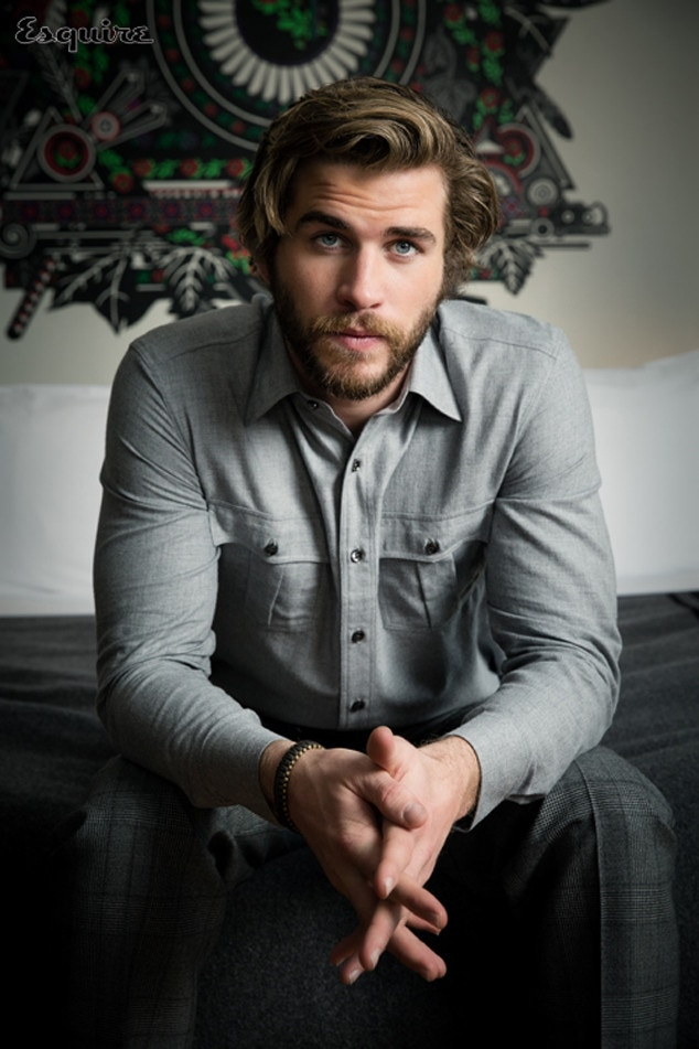 Liam Hemsworth, Esquire Middle East