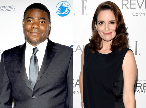 Tracy Morgan, Tina Fey