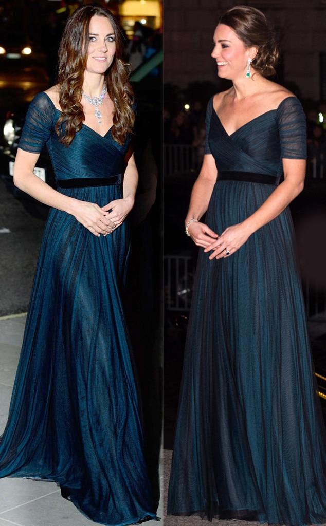 Catherine Duchess of Cambridge, Kate Middleton, Jenny Packham