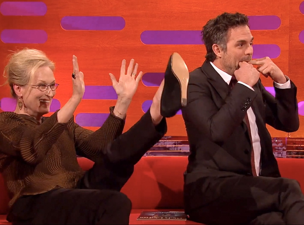 Mark Ruffalo, Meryl Streep