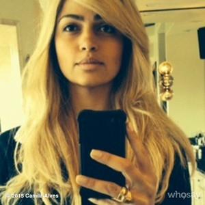 Camila Alves, Hair