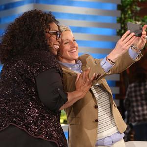 Ellen Show, Oprah Winfrey