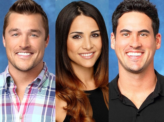 Andi Dorfman, Josh Murray, Chris Soules