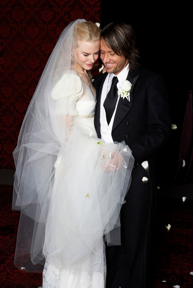 Nicole Kidman Shares Sweet Photo Of Keith Urban And Their