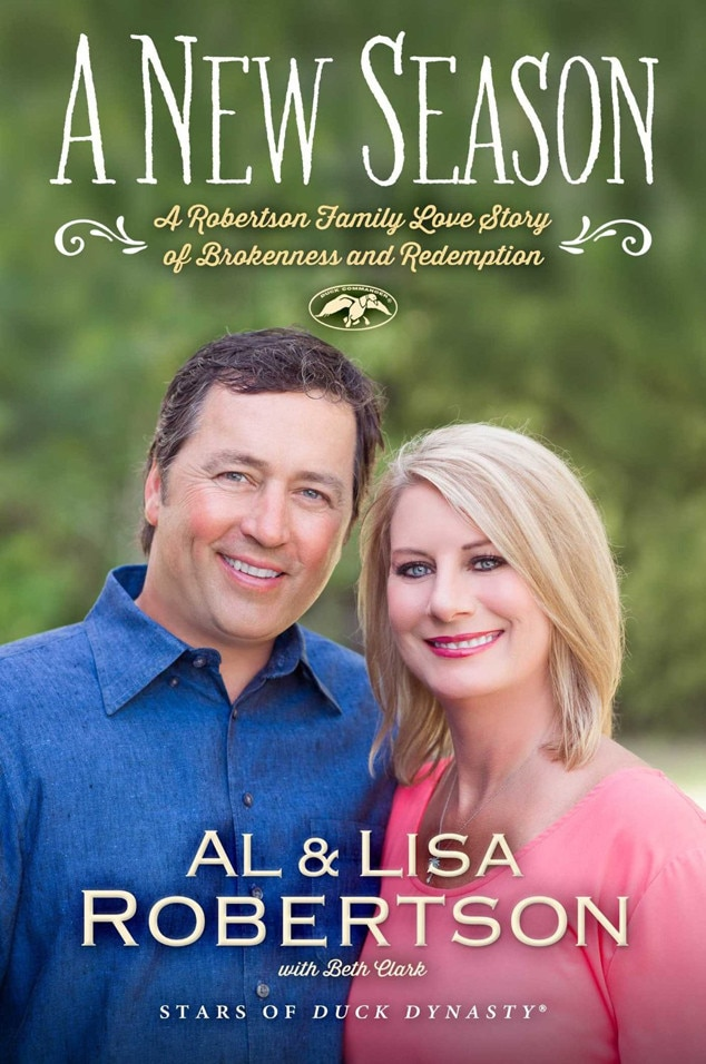 duck dynastys al and lisa robertson memoir bombshells