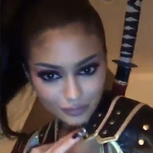 Kylie Jenner, Halloween 2015