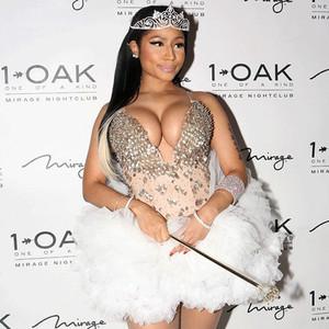 Nicki Minaj, Halloween, Las Vegas