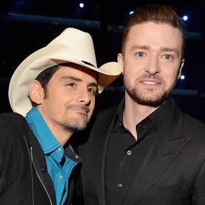 Brad Paisley, Justin Timberlake