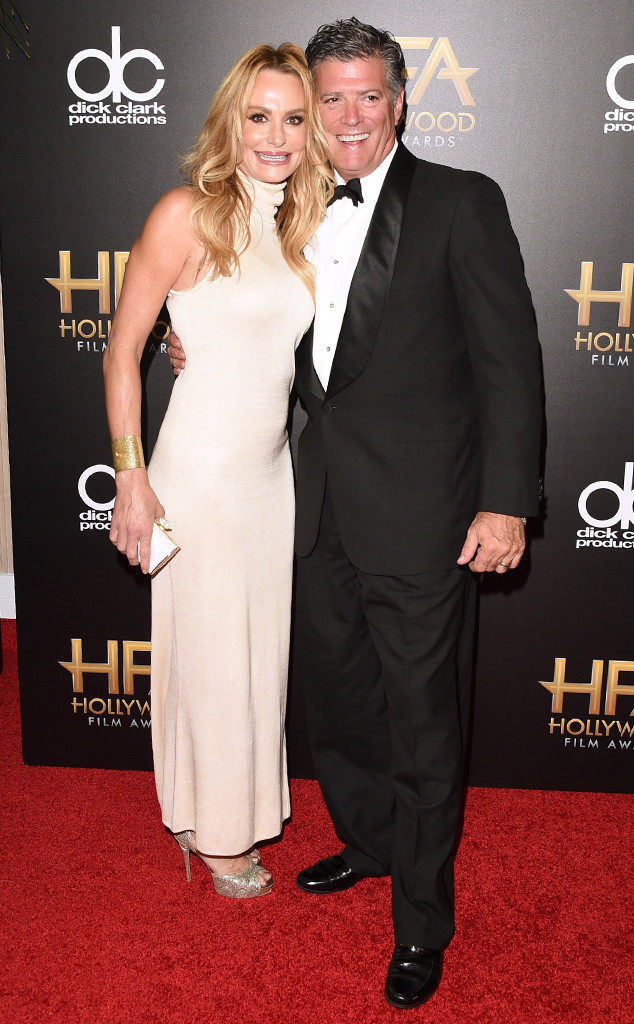 Taylor Armstrong & John H Bluher from 2015 Hollywood Film ...