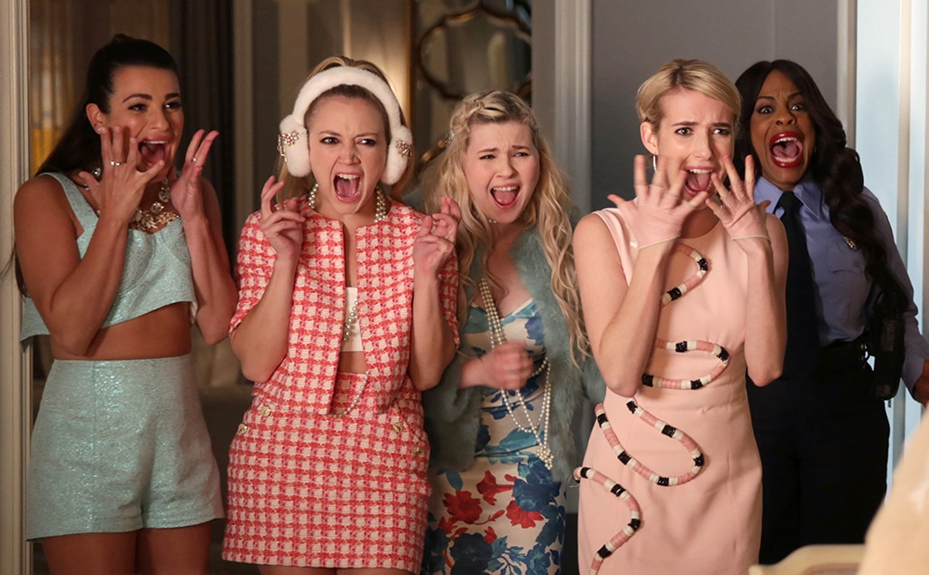 Scream Queens, Mommie Dearest