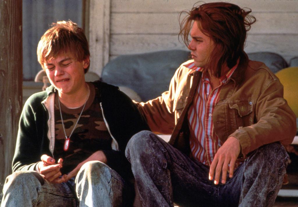 What's Eating Gilbert Grape, Johnny Depp, Leonardo DiCaprio
