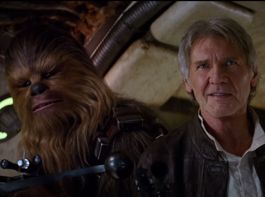 Star Wars: The Force Awakens, trailer, TV spot