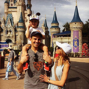 Giuliana Rancic, Duke Rancic, Bill Rancic, Disneyworld