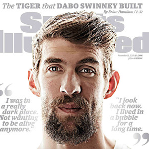 Michael Phelps, Sports Illustrated