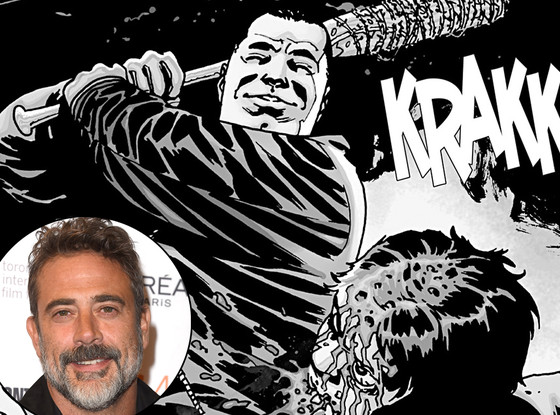 Jeffrey Dean Morgan, The Walking Dead