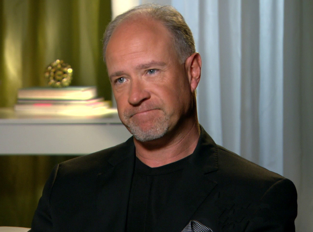 Brooks Ayers, E! Interview