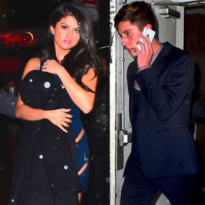 Selena Gomez, Samuel Krost