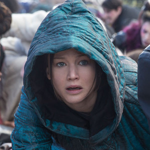 Jennifer Lawrence, Hunger Games Mockingjay