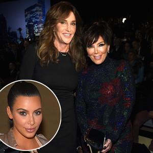 Kris Jenner, Caitlyn Jenner, Kim Kardashian