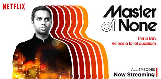 Masters of None, Aziz Ansari