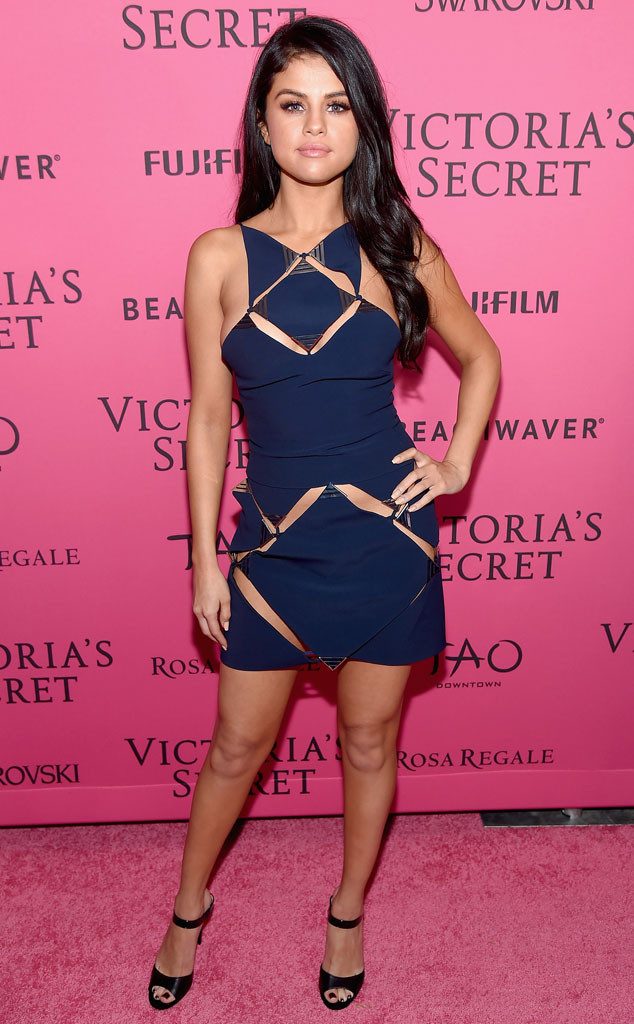 Selena Gomez, Victoria's Secret Fashion Show, After Party