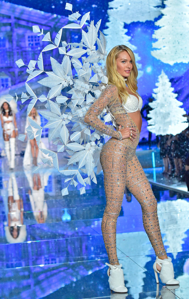 Candice Swanepoel, Victorias Secret Fashion Show Runway