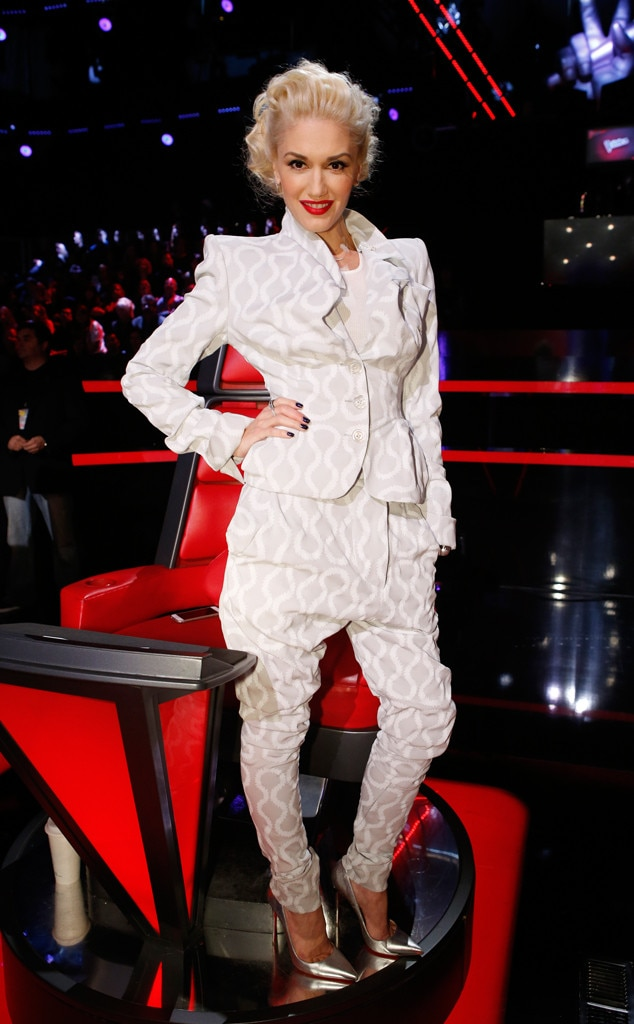 Diva Moment from Gwen Stefani's The Voice Looks | E! News