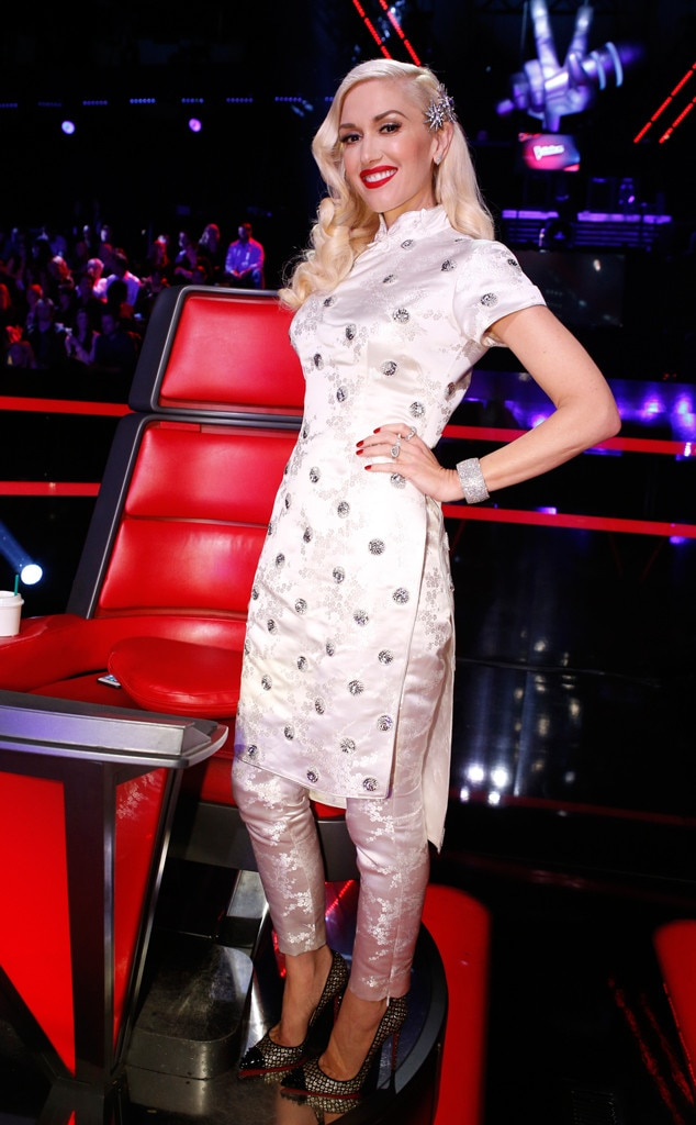 East Meets West from Gwen Stefani's The Voice Looks | E ...