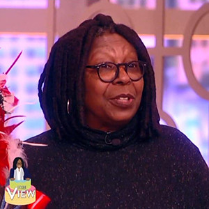 Whoopi Goldberg, The View, 60th Birthday