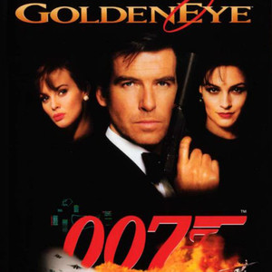 Goldeneye, Pierce Brosnan, James Bond