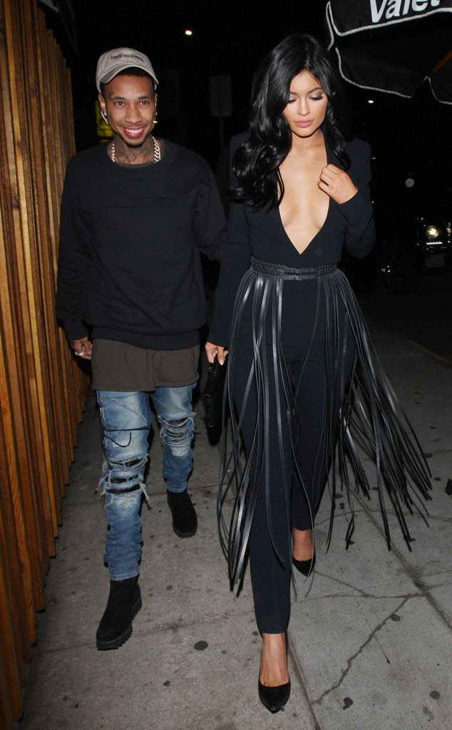 Kendall Auto Group >> Kylie Jenner and Tyga Break Up on Rapper's 26th Birthday ...