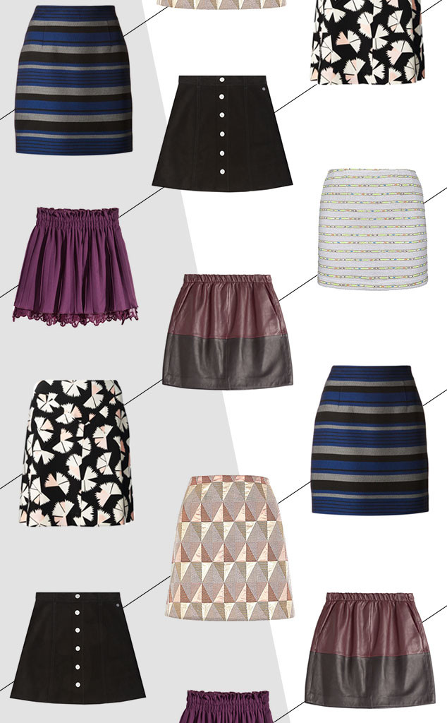 ESC, Mini Skirts