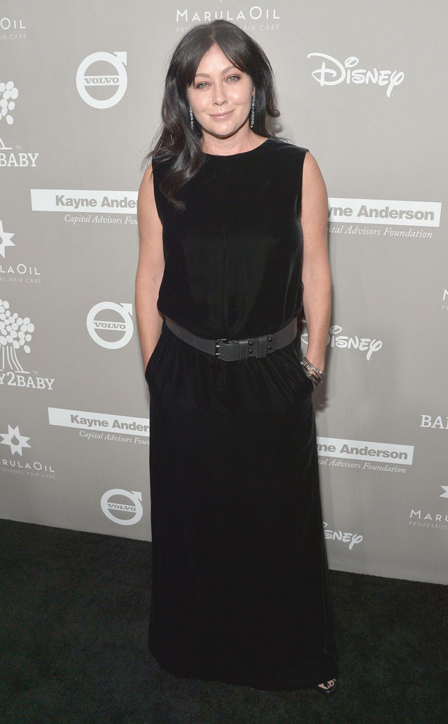 Shannen Doherty, Baby2Baby Gala