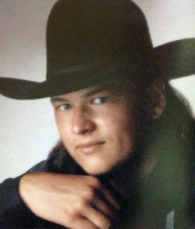 Blake Shelton Highschool Yearbook Photos