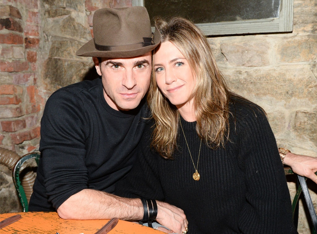 Jennifer Aniston and Justin Theroux Barely Speak to Each Other After Split