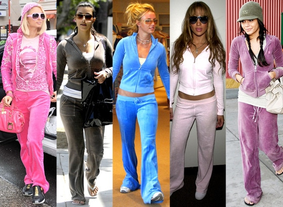 Juicy Couture Tracksuits Are Joining a Major Museum Exhibit—Check ...