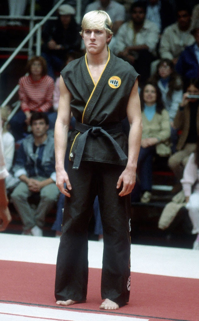 Johnny Is The Real Karate Kid