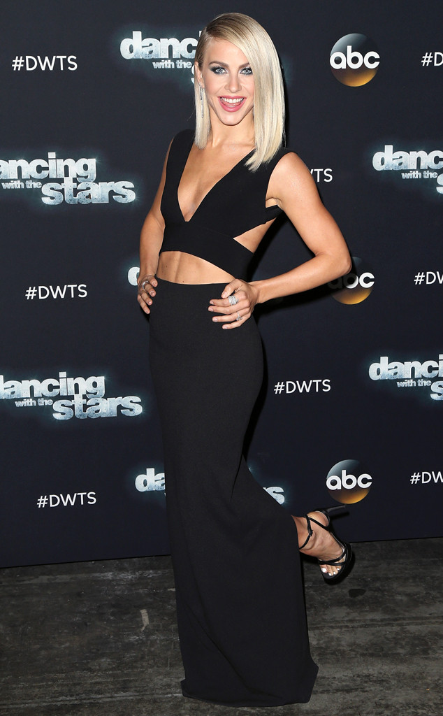 Julianne Hough, Dancing with the Stars