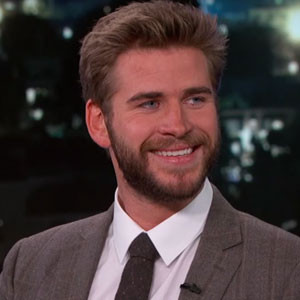 Liam Hemsworth, Jimmy Kimmel Live