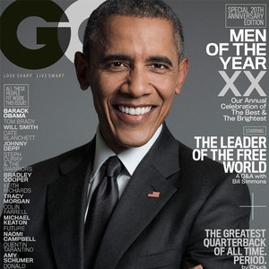 President Barack Obama, GQ