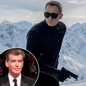 James Bond, Spectre, Pierce Brosnan