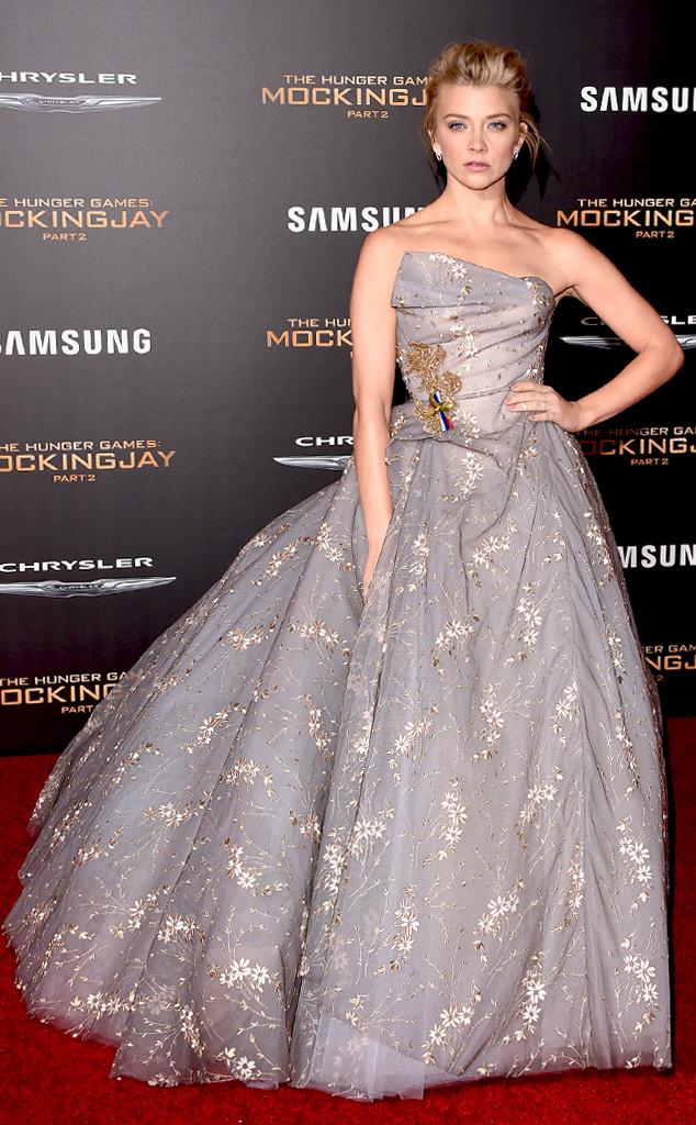 Natalie Dormer, Hunger Games