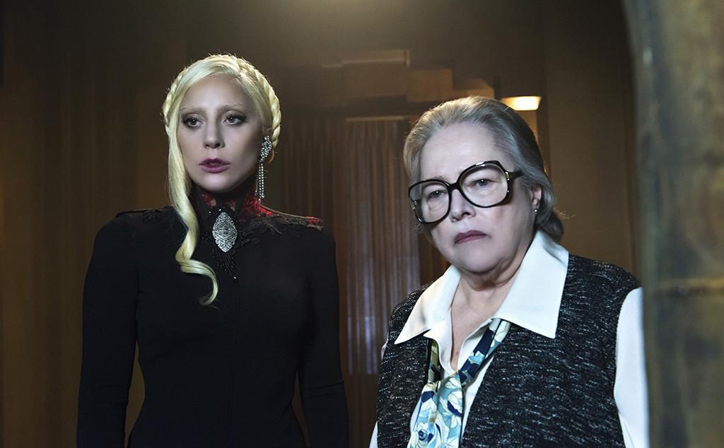 American Horror Story, Flicker, Lady Gaga, Kathy Bates