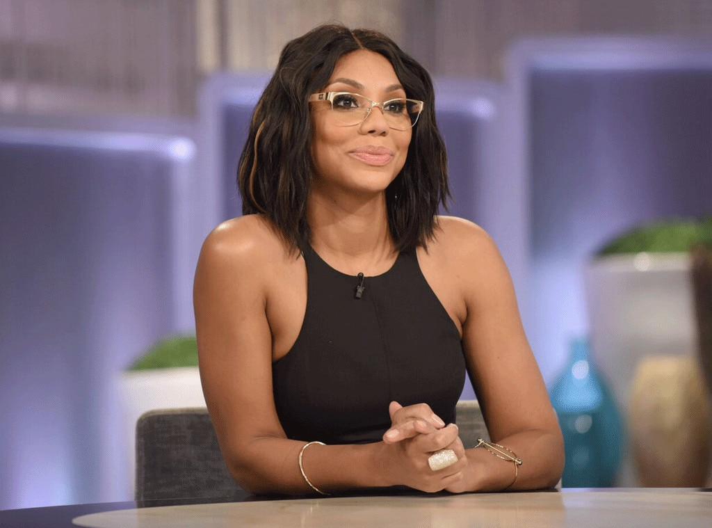 Tamar Braxton, The Real